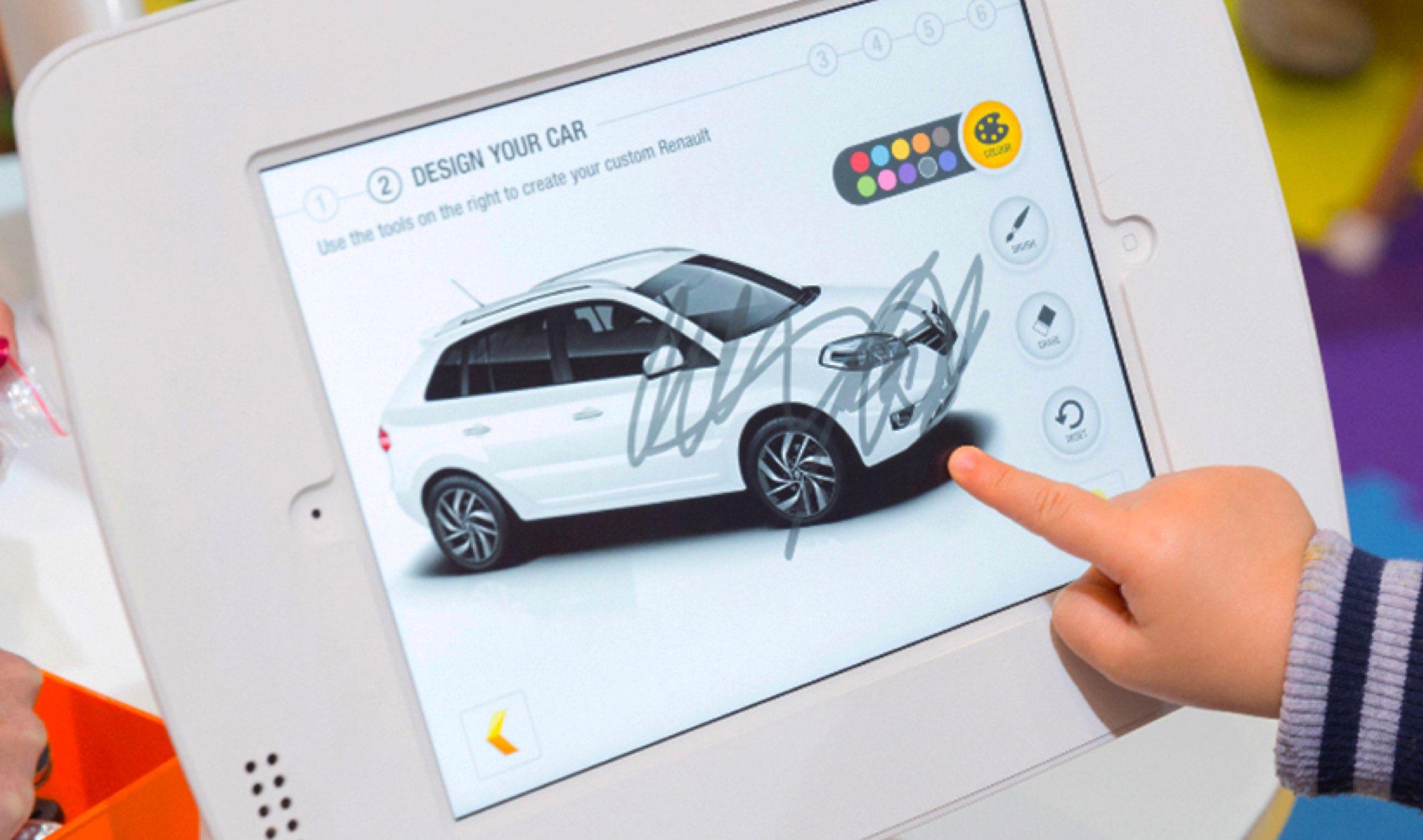 Renault Next Generation Designer